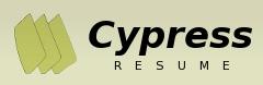 cypress-resume