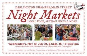 Night Market Poster 21'
